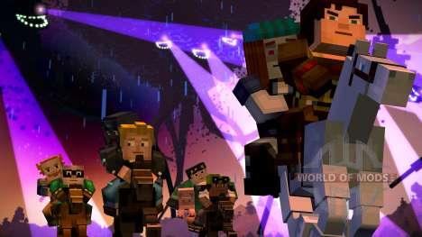 la pelicula de Minecraft, proximamente?
