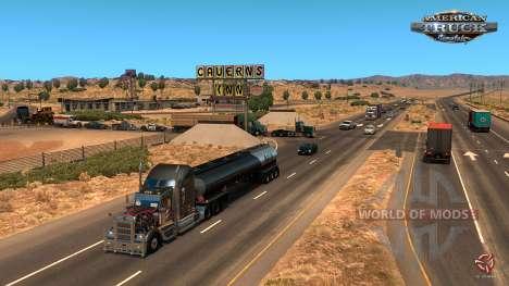 Arizona DLC de lanzamiento de American Truck Simulator