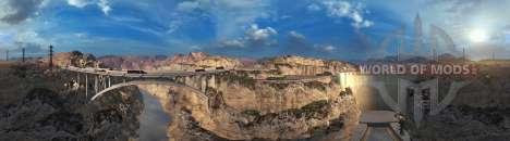 Panorama de Colorado en American Truck Simulator