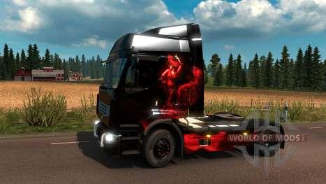 Flamenco para Euro Truck Simulator 2