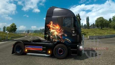 Gamer Paraíso de la piel para Euro Truck Simulator 2