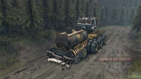 SpinTires secretos