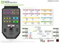 la Configuración del panel lateral para Farming Simulator 2015