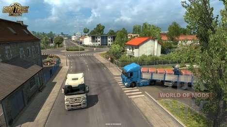 la entrega de la Carga en La Rochelle desde el Vive La France actualización para Euro Truck Simulator 2