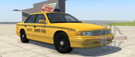 Gran Mariscal de Taxi variante de BeamNG Drive