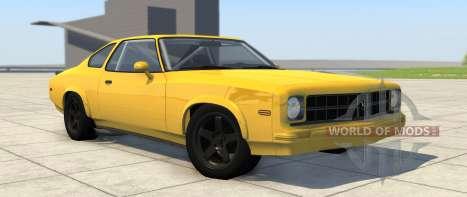 la Carrera Nueva variante para Moonhawk de BeamNG Drive