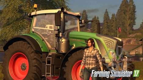 las Mujeres en la Farming Simulator 2017
