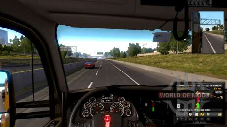volante Regulable para American Truck Simulator