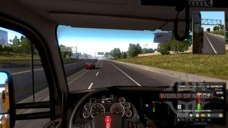 volante Regulable para American Truck Simulator