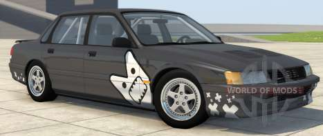 Nueva piel Personalizada para '88 Pessima de BeamNG Drive