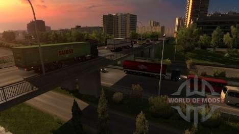 Francia en Euro Truck Simulator