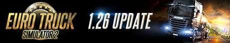 Una nueva actualización para el ETS 2