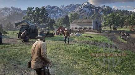 How to challenge a person to a duel in Red Dead Redemption 2 and win