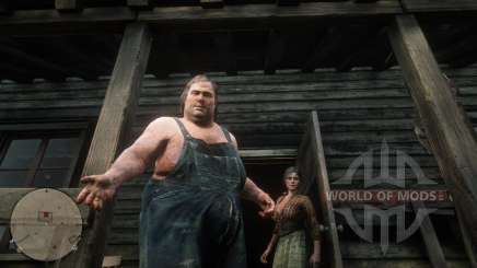 How to gain weight in Red Dead Redemption 2