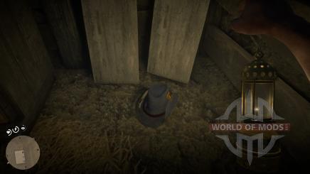 Sombrero de la guerra civil