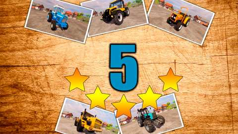 TOP 5 tractor mods para FS 2013