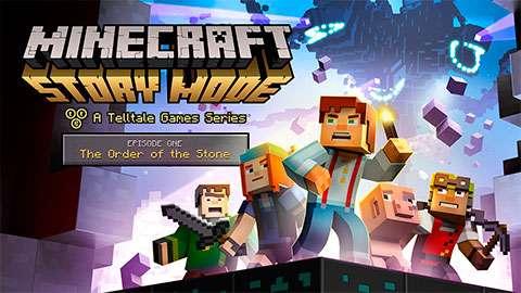 Minecraft Modo Historia ya está disponible!