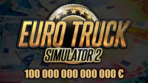 Dinero mod para Euro Truck Simulator 2