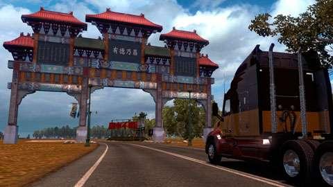 Nuevos mapas para American Truck Simulator