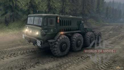 SpinTires Tech Demo v1.1 (13 de mayo) 2013 RUS y ENG