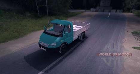Gacela 33027 para Spin Tires