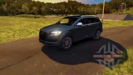 Audi Q7 para Spin Tires