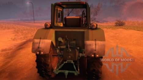 MTZ-82 con Kuhn para Spin Tires