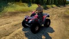 Honda ATV TRX 680