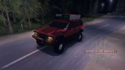 Jeep Cherokee v1.0 para Spin Tires
