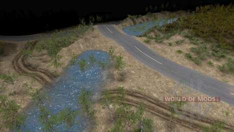 El mapa de camino para Spin Tires