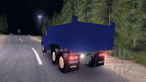 Tatra 148 S3 para Spin Tires