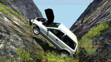 Ibishu M2 para BeamNG Drive