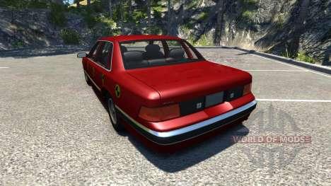 Gavril Grand Marsha NCAP para BeamNG Drive