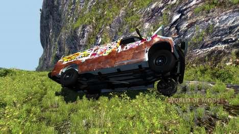 Gavril H-Series Smotra para BeamNG Drive
