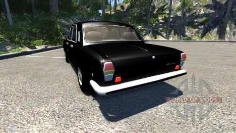 GAZ-24 Volga para BeamNG Drive