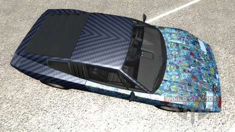 Civetta Bolide Super Blue para BeamNG Drive