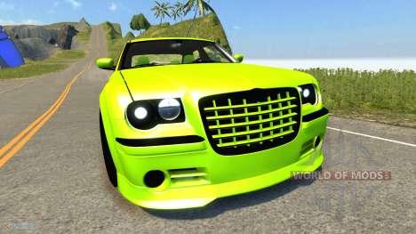 Chrysler 300C para BeamNG Drive