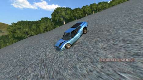 Ubicación Skyjump para BeamNG Drive