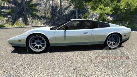 Bolide FT40 GTS para BeamNG Drive