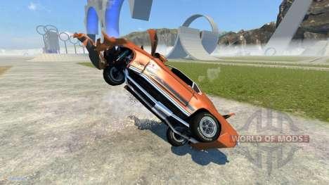 Speedevil para BeamNG Drive