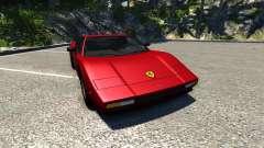 Civetta Bolide Ferrari Red