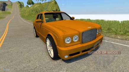 Bentley Arnage T para BeamNG Drive