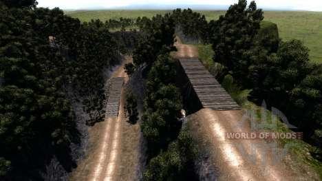 Ubicación-OffroadMix- para BeamNG Drive