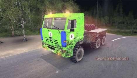 Pak camiones v8.1 para Spin Tires