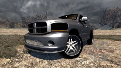 Dodge Ram SRT-10 para BeamNG Drive
