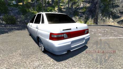 VAZ-2110 110 Bogdan para BeamNG Drive