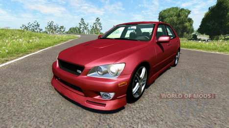 Toyota Altezza para BeamNG Drive