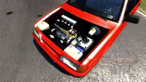 VAZ-2115 Lada Samara para BeamNG Drive