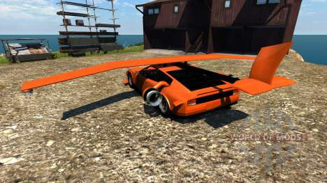DSC FT40 Rocket para BeamNG Drive