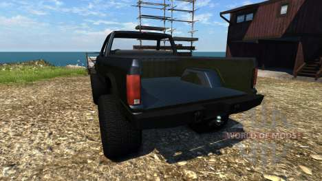Gavril D-Series Monster para BeamNG Drive